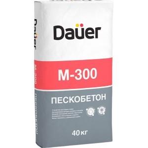 Пескобетон Dauer М—300