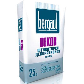 Фасадная декоративная штукатурка Bergauf Dekor