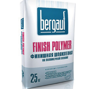 Bergauf Finish Polymer