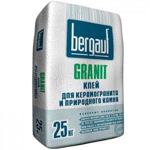 Bergauf Granit