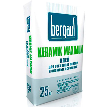 Bergauf Keramik Maximum