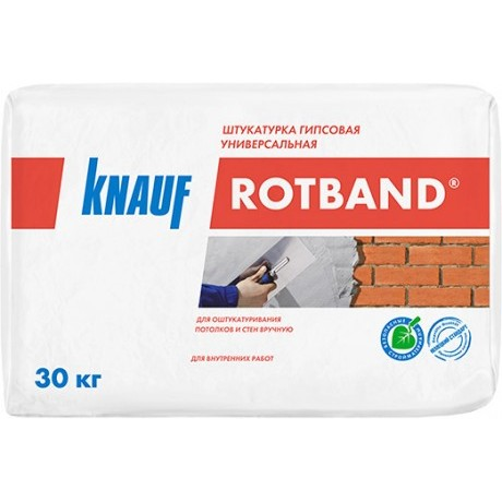 Штукатурка Knauf Ротбанд