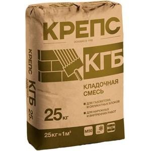 Кладочный раствор Крепс КГБ