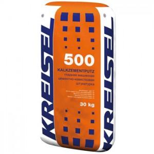 Kreisel Kalkzement — Maschinenputz 500