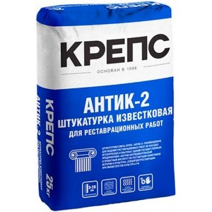 Штукатурка Крепс Антик-2