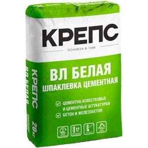 Шпаклевка Крепс ВЛ