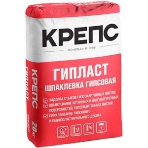 Шпаклевка Крепс Гипласт