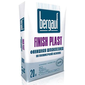 Шпаклевка Bergauf Finish Plast
