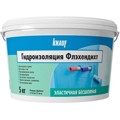 Гидроизоляция Knauf Флэхендихт