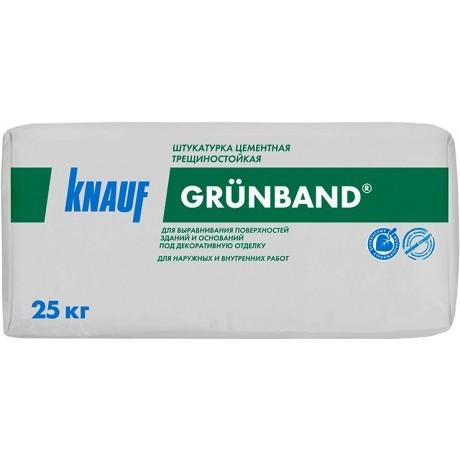 Штукатурка Knauf Грюнбанд