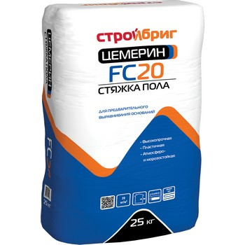 Стройбриг Цемерин FC20