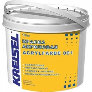 Краска Kreisel Acrylfarbe 001
