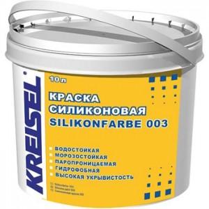Краска Kreisel Silikonfarbe 003