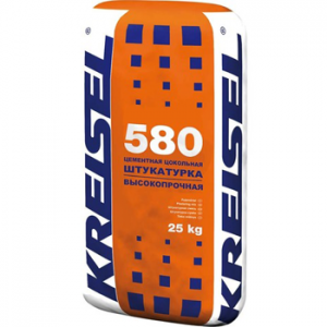 Kreisel Sockelputz 580
