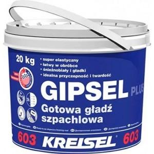 Шпаклевка Kreisel Feinspachtel 603