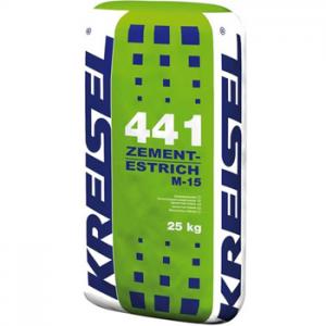 Стяжка Kreisel Zement—Estrich M-15 441