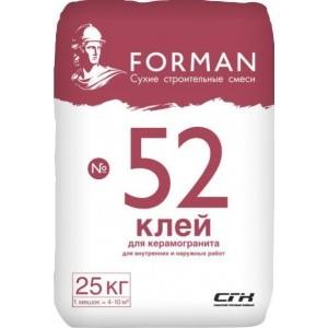 Forman 52