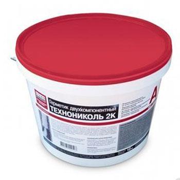Герметик двухкомпонентный полиуретановый 2К ТехноНиколь