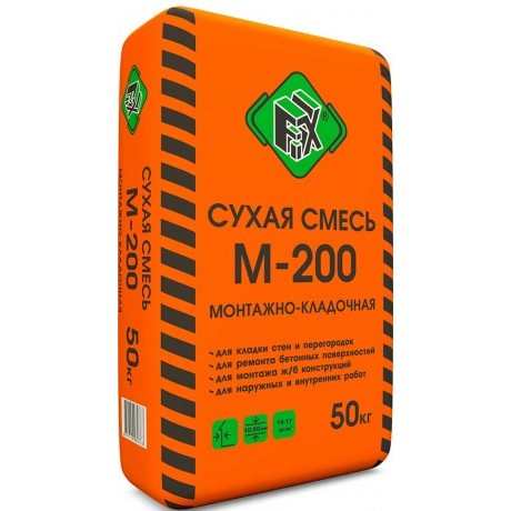 Fix М-200 Монтажно — Кладочная