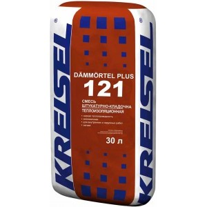 Kreisel Dammortel Plus 121