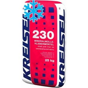 Kreisel Mineralwolle - Klebemortel 230 Winter