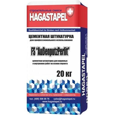 Hagastapel Aubenputzperlit FS — 401