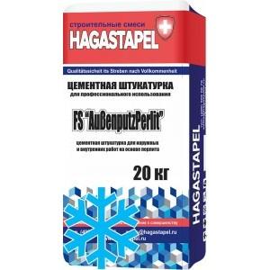 Hagastapel Aubenputzperlit FS — 401 Зимняя