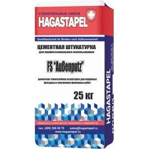 Hagastapel Aubenputz FS — 405, FS — 410