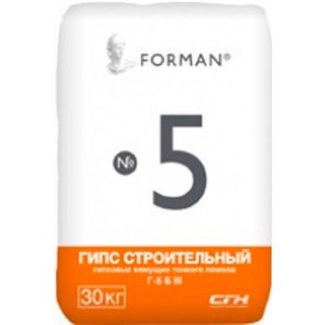 Forman Гипс Г – 5 Б III