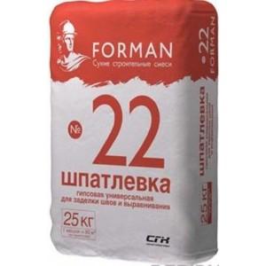 Forman 22