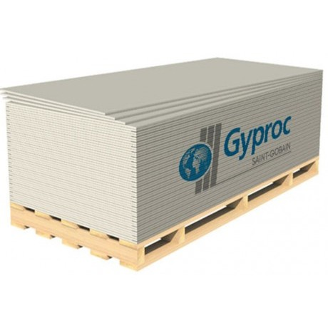 Gyproc ГКЛ Оптима 12,5 мм