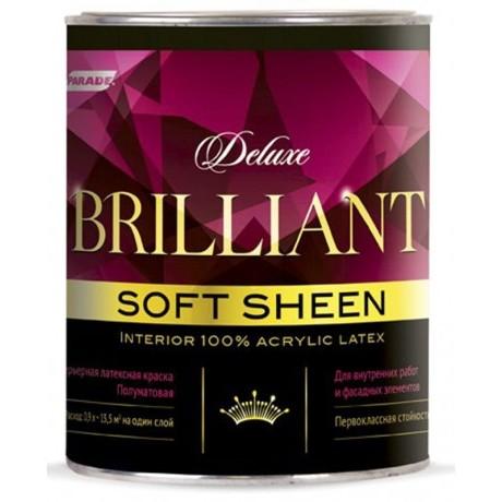 Краска интерьерная Parade Deluxe Brilliant soft sheen База А