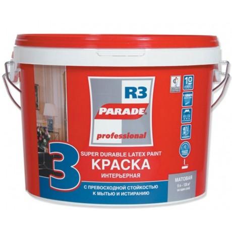 Краска латексная Parade R3 база А