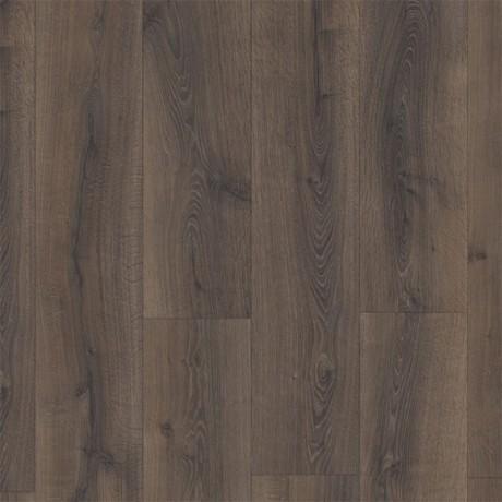 Quick — Step Majestic MJ3553 Дуб пустынный шлифованный темно-коричневый