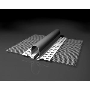 Bella — Plast 10х10 см 2 мп Профиль деформационный Е-образный