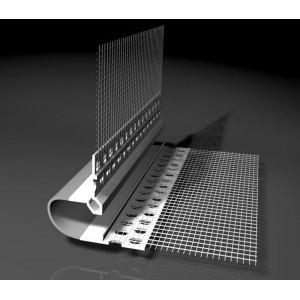 Bella — Plast 10х10 см 2 мп Профиль деформационный V-образный