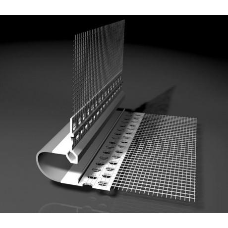 Профиль деформационный Bella — Plast 10х10 V-образный