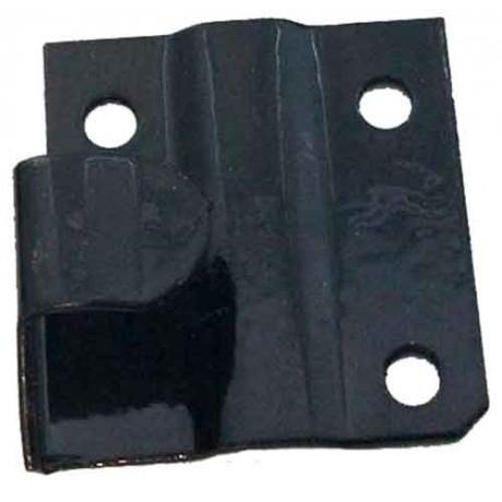 Кляммер ½ стартового оцинкованный 8-10мм РЖ для керамогранита