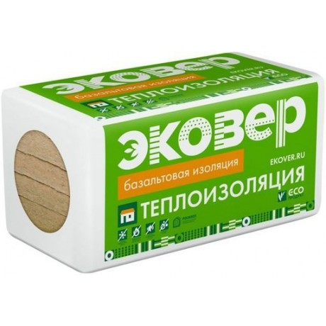 Утеплитель Эковер Вент - Фасад 70
